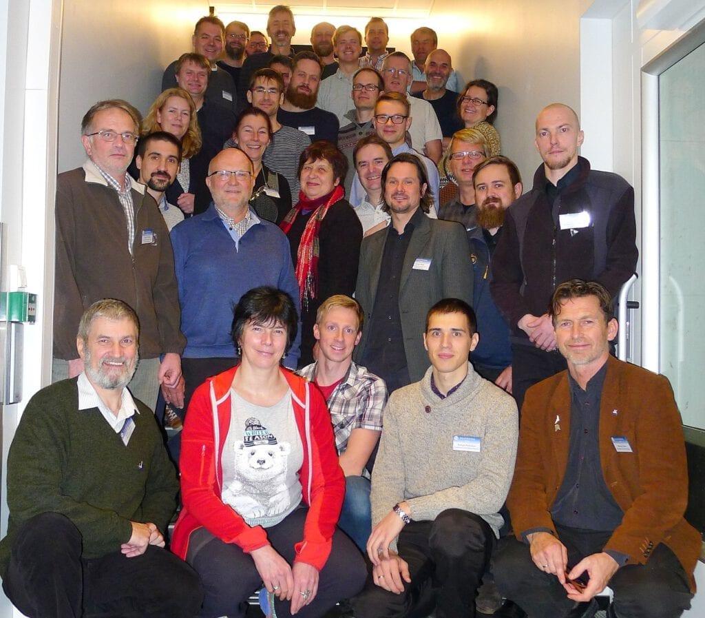 Deltagere på SEATRACK workshop Tromsø 2016.
